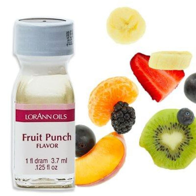 Fruit Punch Flavor By Lorann Flavor Oils 1 Dram Spices And Flavorings