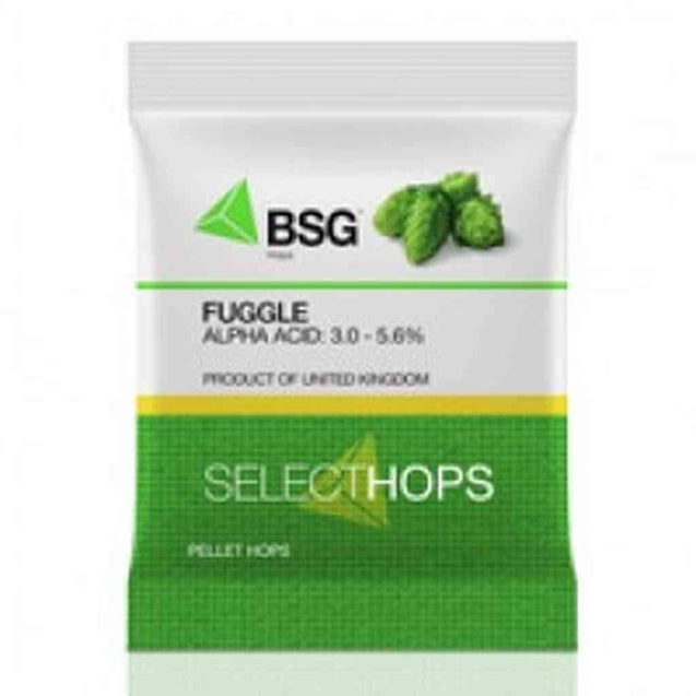 Fuggle Hop Pellets (Uk) 1 Oz Bsg Pellet Hops