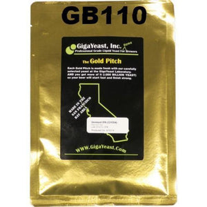 Gigayeast Gb110 Double Pitch - Gigayeast Lacto Liquid Yeast Gigayeast