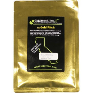 Gigayeast Gy002 Double Pitch - Czech Pilsner Liquid Yeast Gigayeast