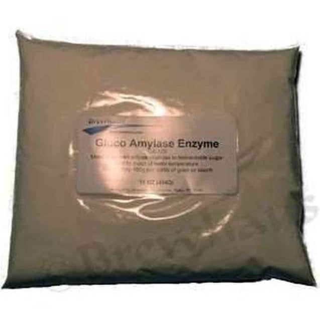 Gluco-Amylase Enzyme (Amyloglucosidase) 1Lb Distilling Additives