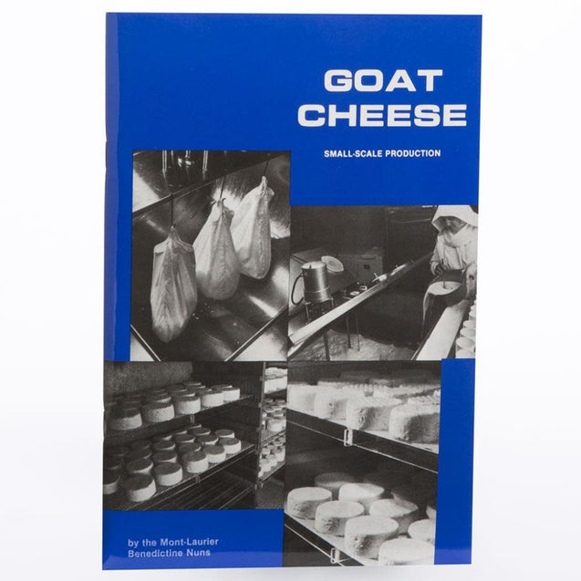 Goat Cheese Small Scale Production Cheese Books