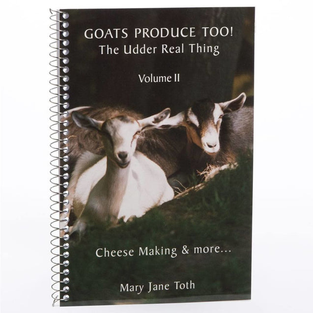 Goats Produce Too Cheese Books