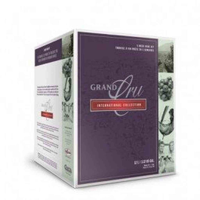 Grand Cru International Argentina Malbec Syrah Wine Ingredient Kits