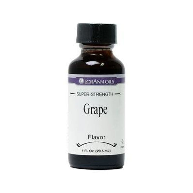 Grape Flavor By Lorann Flavor Oils 1 Oz Spices And Flavorings