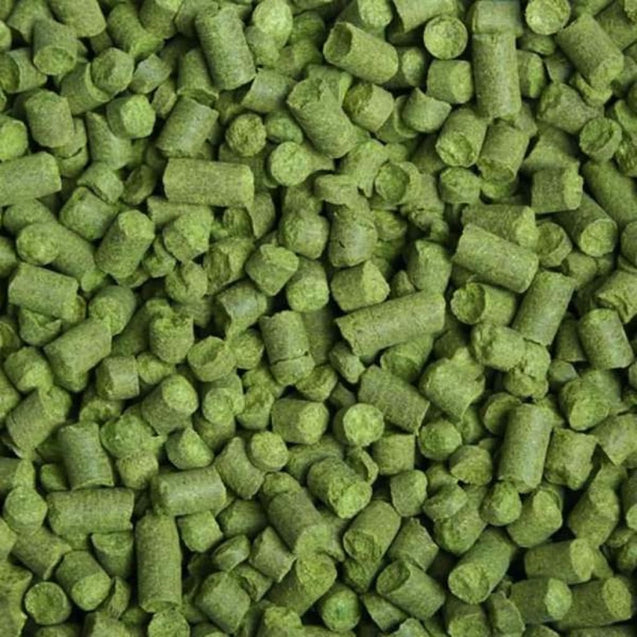 Green Bullet Hop Pellets (Nz) 1 Oz Bsg Pellet Hops
