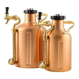 Growlerwerks Ukeg Pressurized Copper Growler Growlers