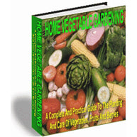 Home Vegetable Gardening ebooks