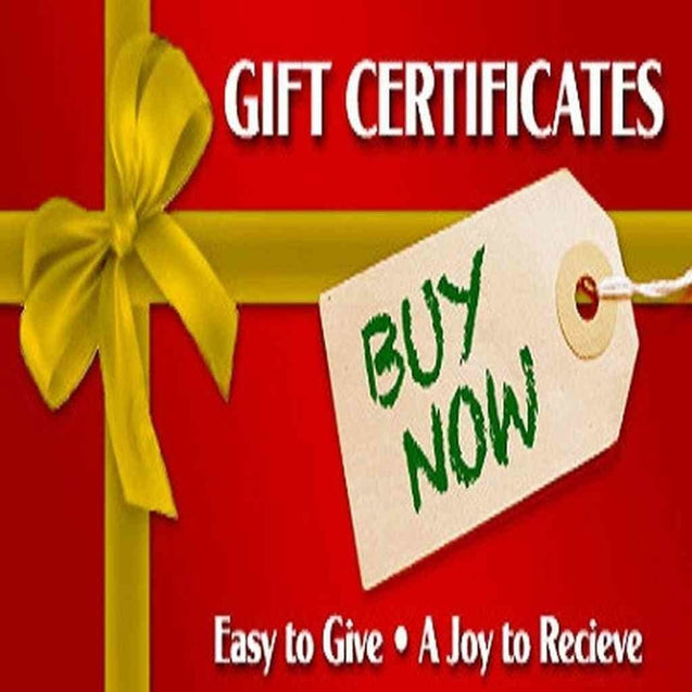 Homebrew4Less.com Gift Certificate $5.00 Gift Certificate