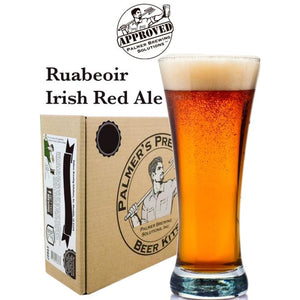 Irish Red Ale Palmer Premium Beer Kit - Ruabeoir Beer Ingredient Kits