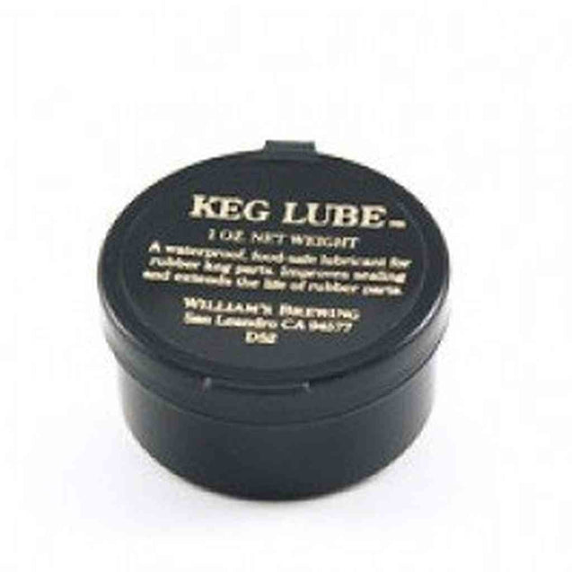 Keg Lube 1 Oz Kegging