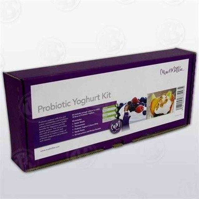 Mad Millie Probiotic Yoghurt Ingredient Kit Cheese Making