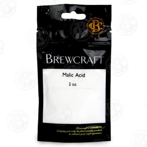 Malic Acid 2 Oz Bc Food Grade Additives
