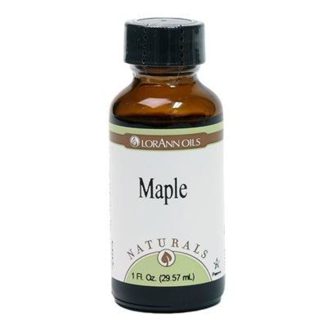 Maple Natural Flavor By Lorann Flavor Oils 1 Oz Spices And Flavorings