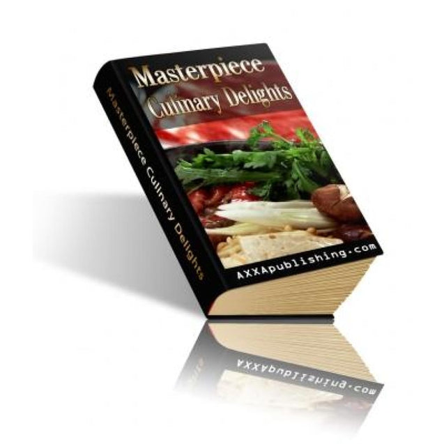 Masterpiece Culinary Delights ebooks