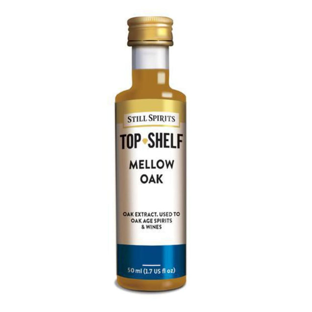 Mellow Oak Top Shelf Essence By Still Spirit Essence Enhancers