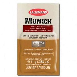 Munich Wheat Beer Yeast 11 G Dry Ale Yeast
