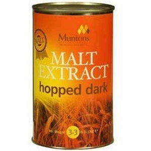 Muntons Hopped Dark Single Can (3.3 Lb.) Extracts
