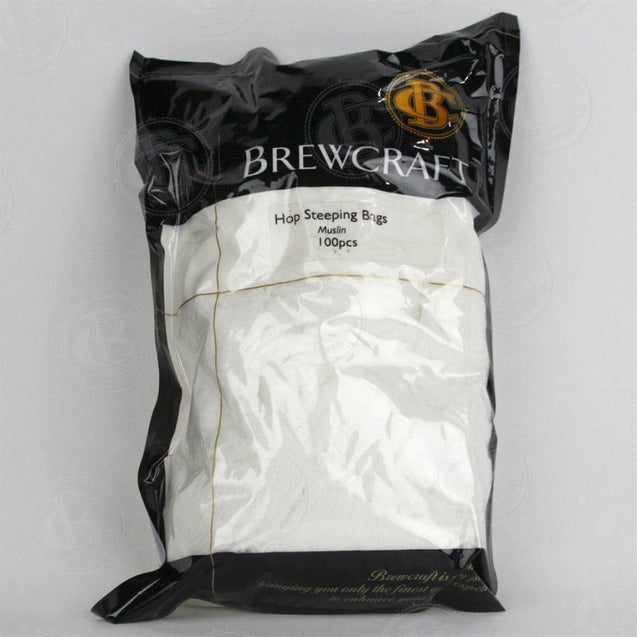 Muslin Hop Bag - 3 In. X 11 In Qty 100 Hop Boiling Bag