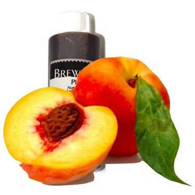 Natural Fruit Flavor Peach 4 Oz Fruit Flavors For Beer