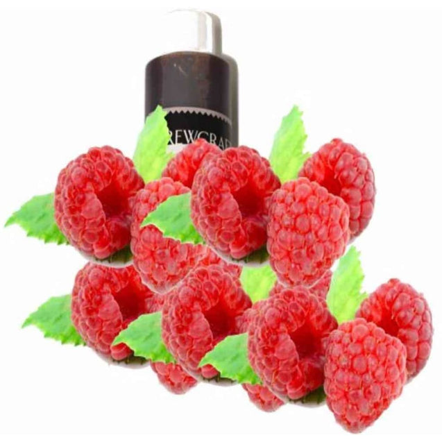 Natural Fruit Flavor Raspberry 1 Gallon Fruit Flavors For Beer