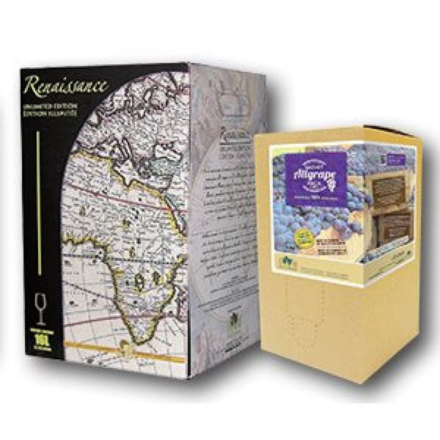 Nebbiolo With Allgrape Pack Renaissance Impressions Wine Kit (16L) Wine Ingredient Kits