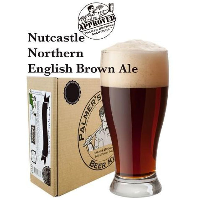 Northern English Brown Palmer Premium Beer Kits - Nutcastle Beer Ingredient Kits