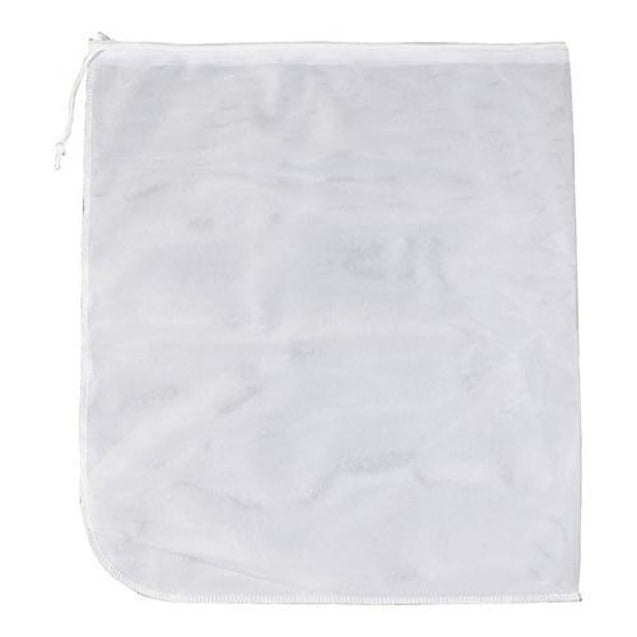 Nylon Mesh Bag With Drawstring - 18 In. X 20 In. Straining Bags