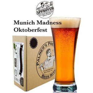 Oktoberfest Palmer Premium Beer Kits - Munich Madness Beer Ingredient Kits