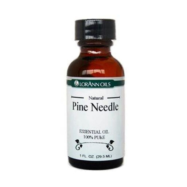 Pine Needle Oil Natural By Lorann Flavor Oils 1 Oz Spices And Flavorings