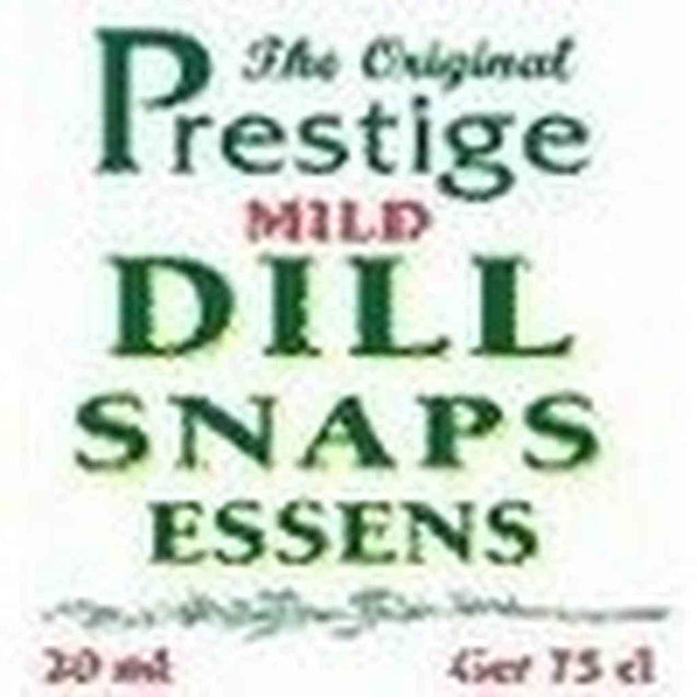 Prestige Dill Schnapps Essence Essence Enhancers