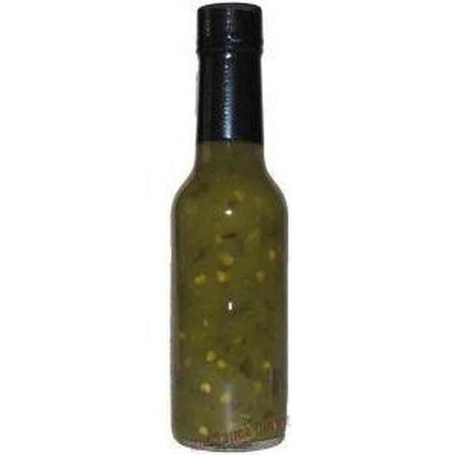 Private Label Jalapeo Crushed Pepper Sauce 5Oz Hot Sauce