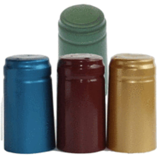 Pvc Heat Shrink Sleeves Pvc Shrink Capsules