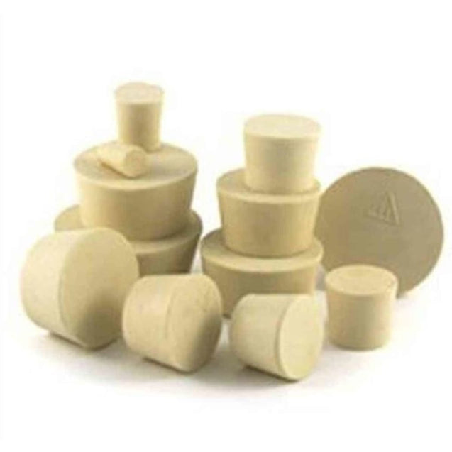 Tapered Solid Rubber Stopper Rubber Stoppers