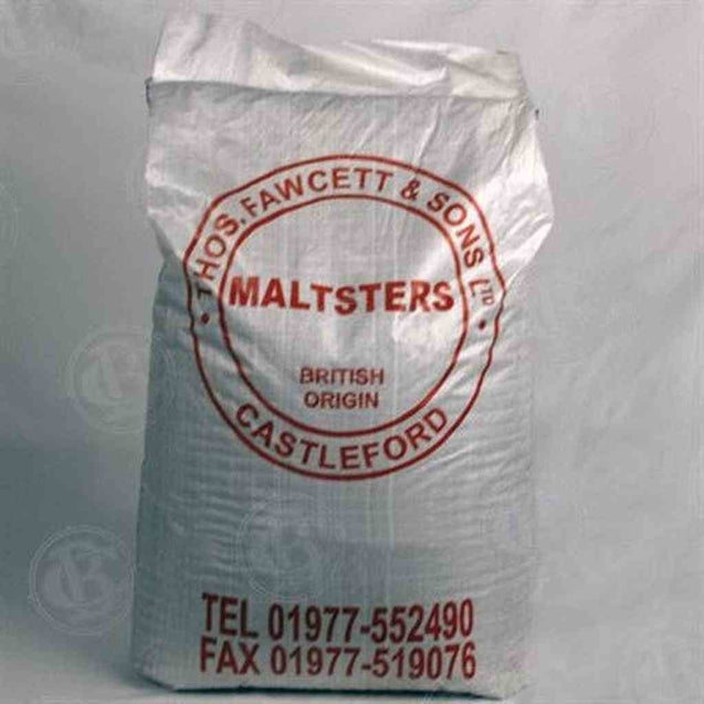 Tfs Black Malt 400 - 500L 55 Lb Bag Grain
