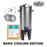 The Grainfather Conical Fermenter Basic Cooling Edition The Grainfather