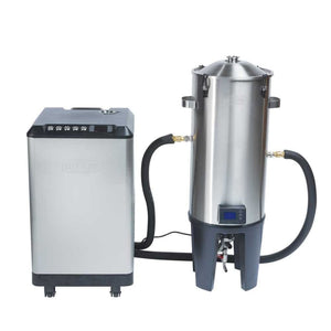 The Grainfather Conical Fermenter Deluxe Edition With Qty 1 Conical Fermenter The Grainfather