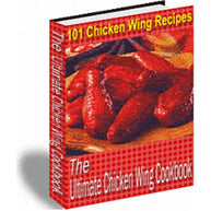 The Ultimate Chicken Wing Cookbook ebooks