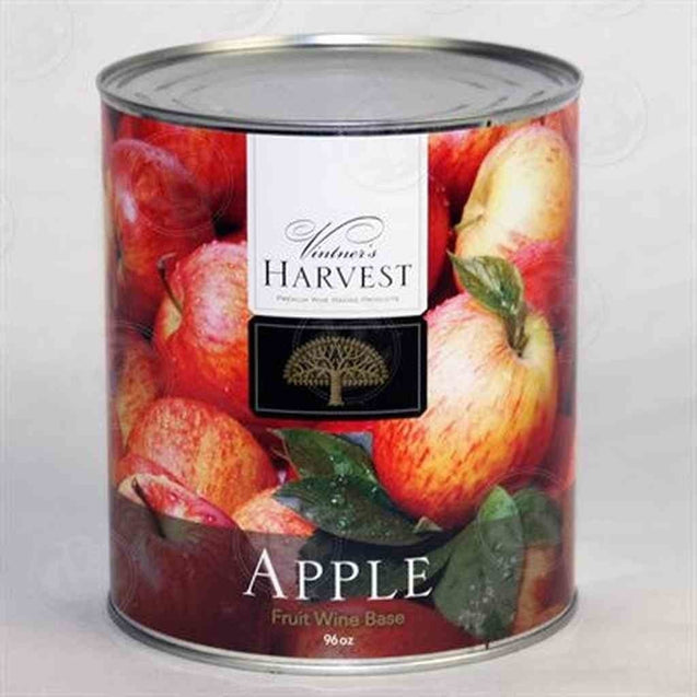 Vintners Harvest Wine Base Apple 96 Oz Can Vintners Harvest Fruit Bases