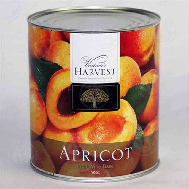 Vintners Harvest Wine Base Apricot 96 Oz Can Vintners Harvest Fruit Bases