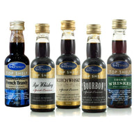 Whiskey Variety Pack Still Spirits Top Shelf Essences Whisky Essences