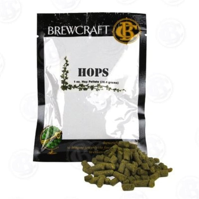 Willamette Hop Pellets (Us) 1 Oz Bc Pellet Hops