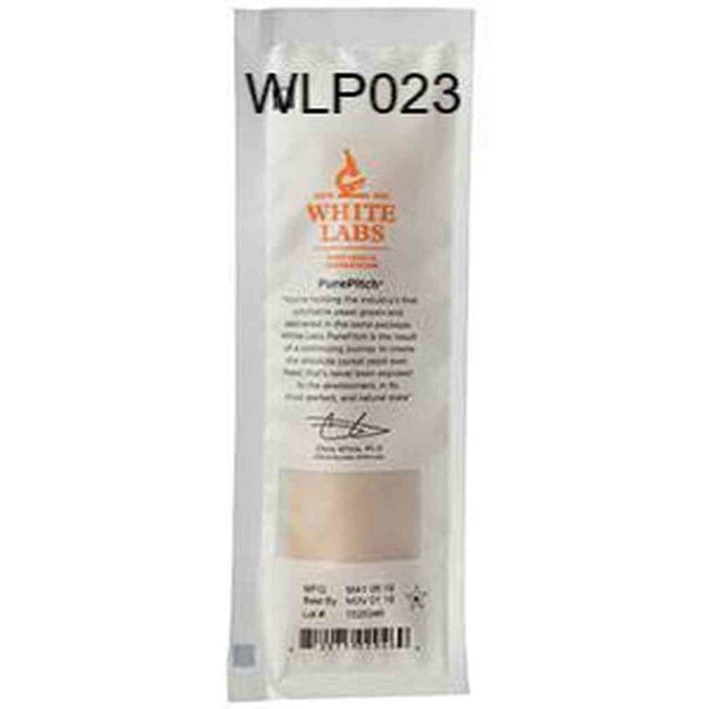 Wlp023 White Labs Burton Ale Liquid Yeast White Labs Ale Yeast