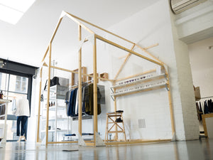 Banton Frameworks Workshop In-Store