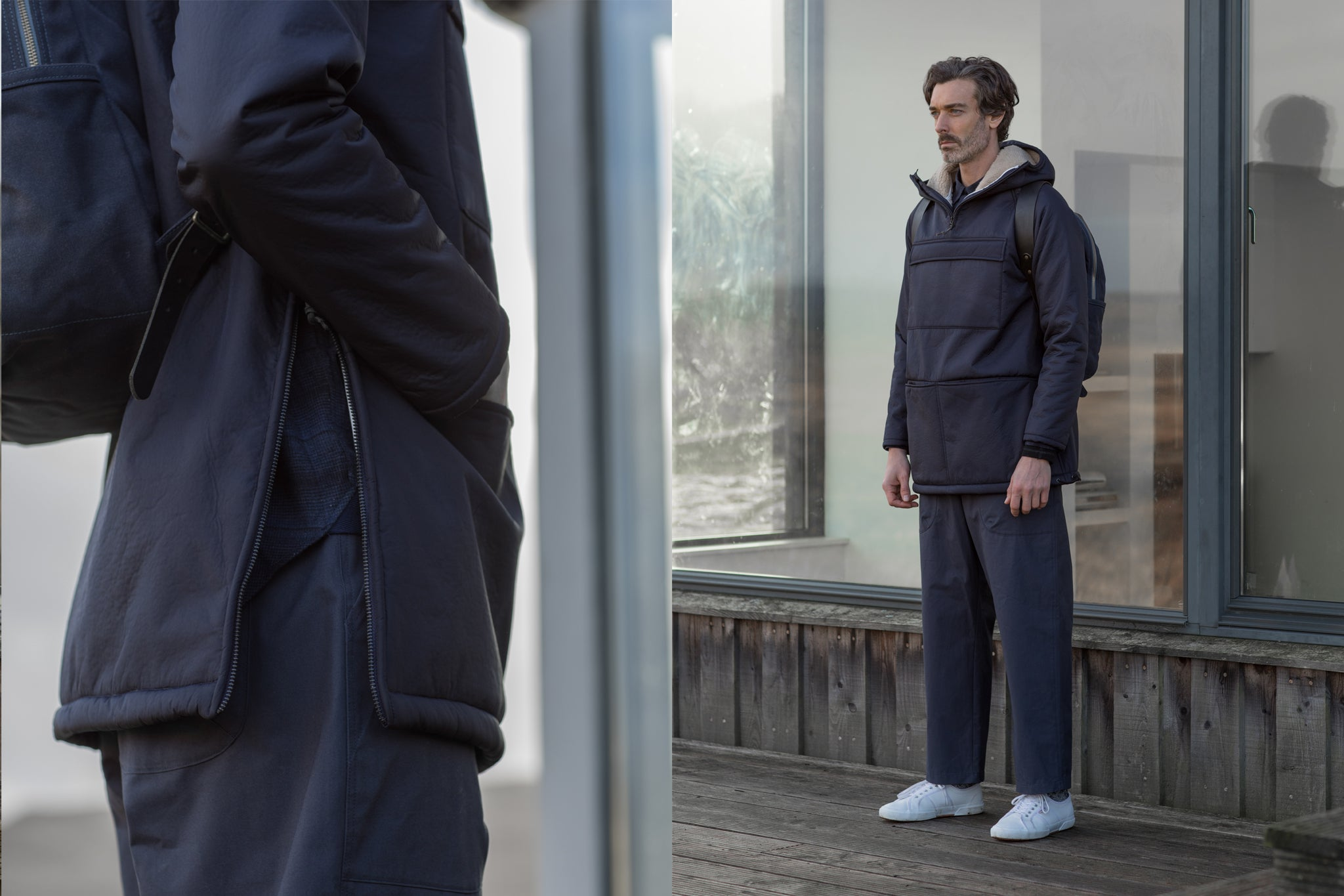 Kestin Hare Autumn / Winter 18 Shelter