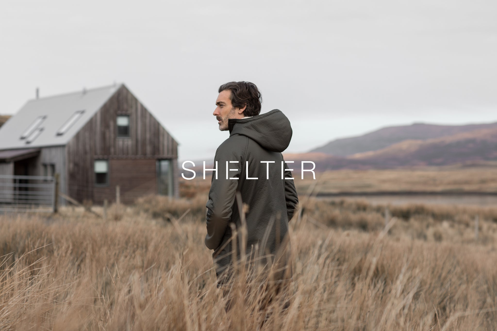 Kestin Hare Autumn/Winter Shelter
