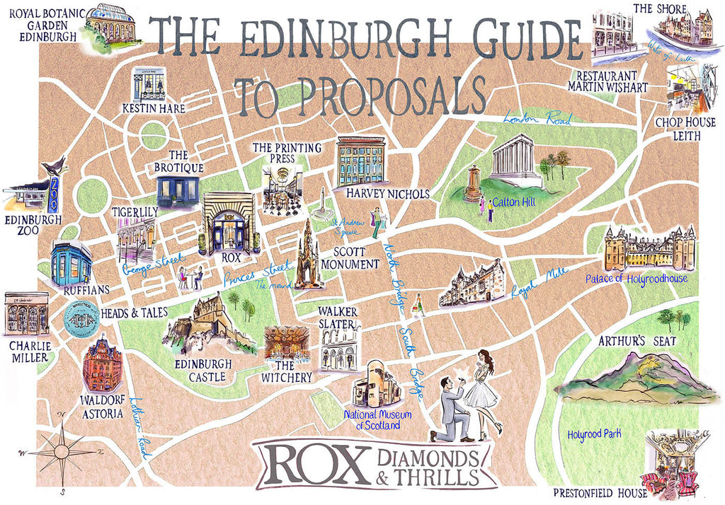 PLANNING AN EDINBURGH PROPOSAL?