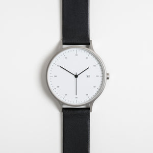 Instrmnt 01 Series (Black/Silver)