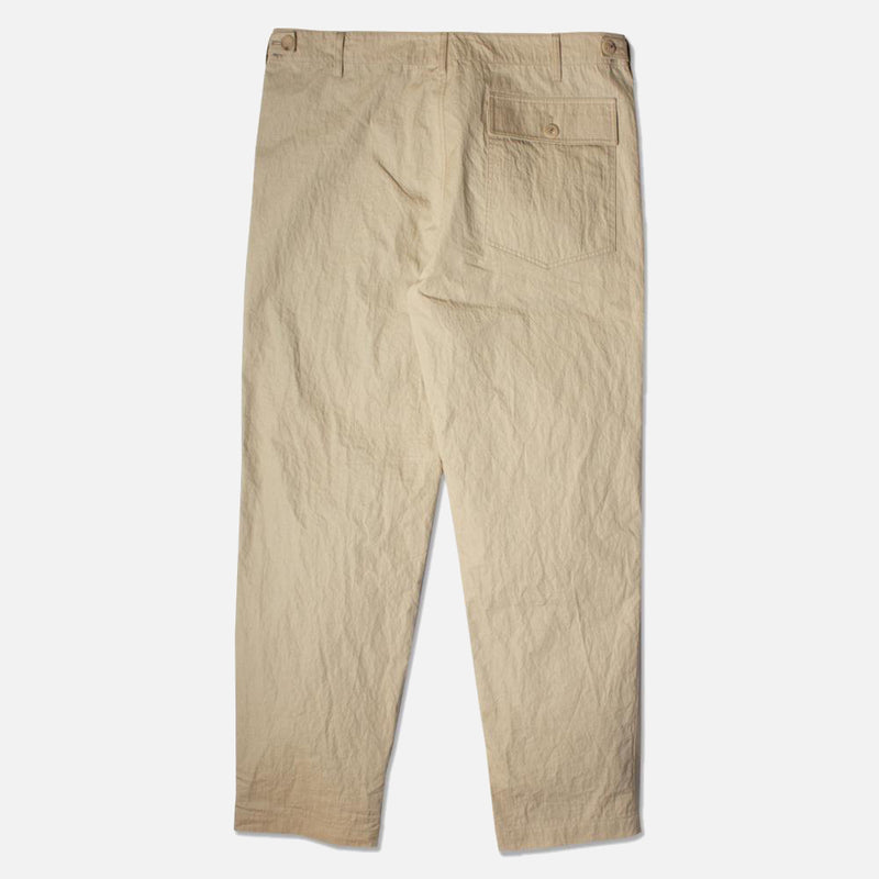 Kestin Hare Fatigue Pant In Sand Cotton/Nylon back view