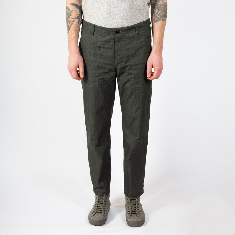 Kestin Hare Fatigue Pant Olive Cotton/Nylon worn